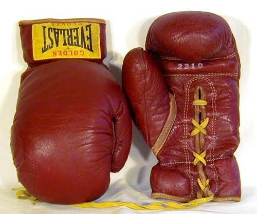 English essay boxing ?